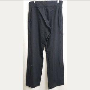Men's Lululemon Gray Yoga Lounge Pants Pockets Dra
